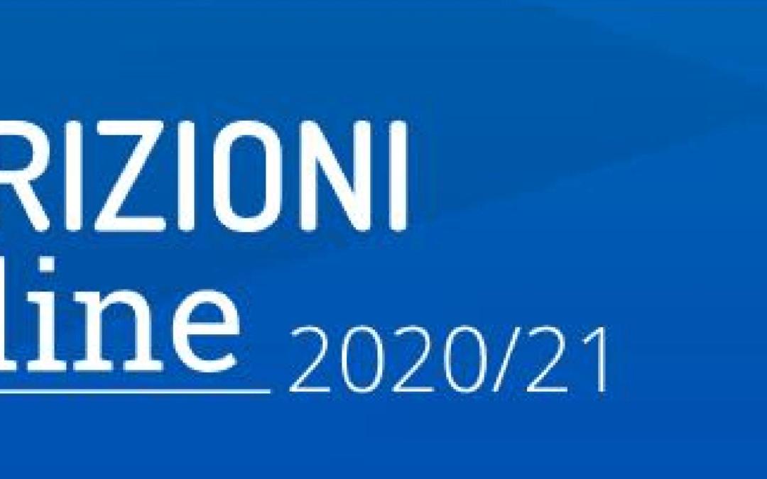 Iscrizioni alle classi prime a.s. 2020/2021